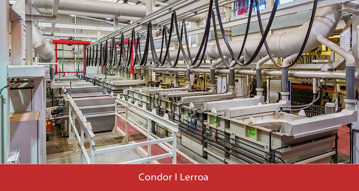 Linea Condor I